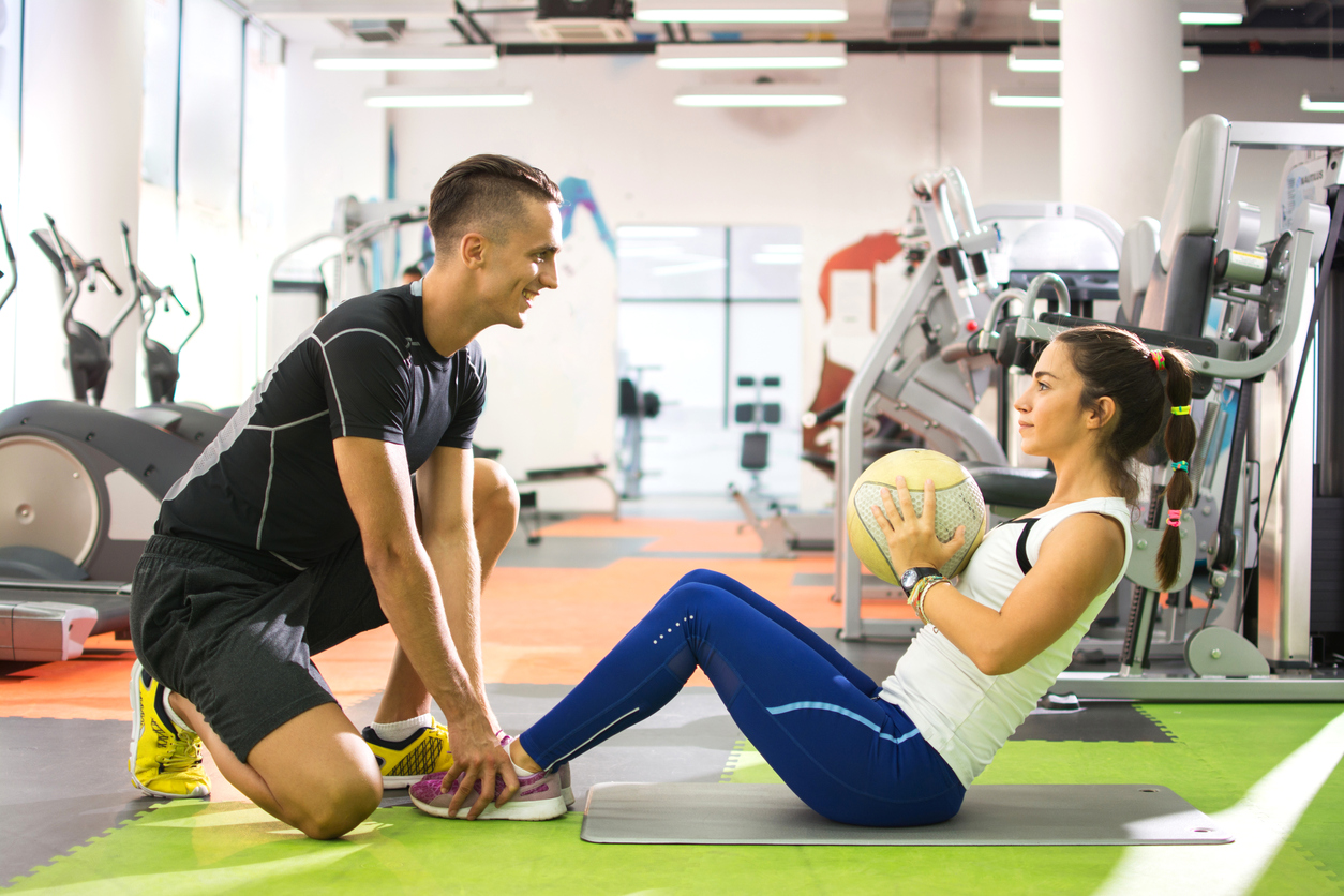 personal trainer for athletes